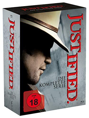 Justified - Die komplette Serie (18 Discs) [Blu-ray] mit PRIME