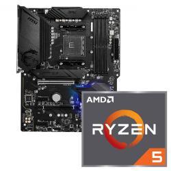 Ryzen 5 5600X + MSI MPG B550 Gaming Plus