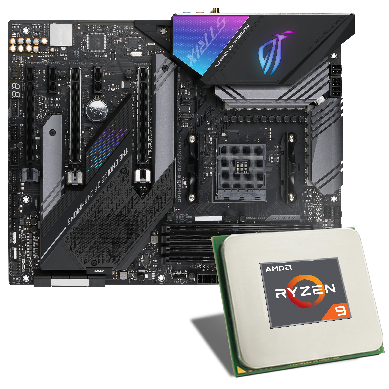 AMD Ryzen 9 5950X / ASUS ROG STRIX X570-E GAMING Mainboard Bundle
