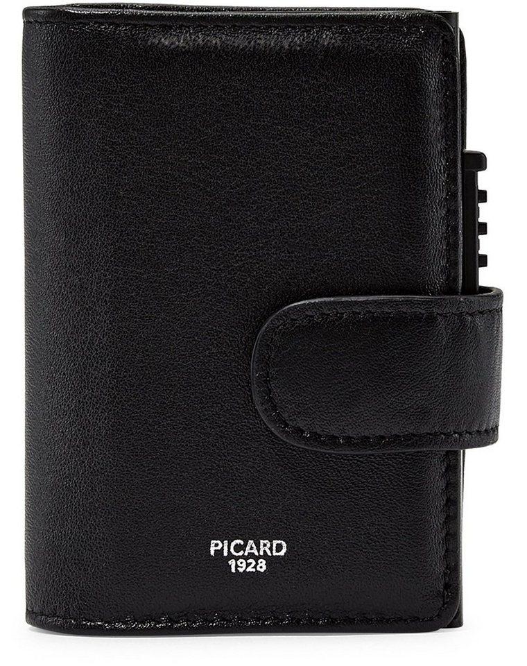 Picard BINGO Kreditkartenetui aus hochwertigem Leder mit RFID