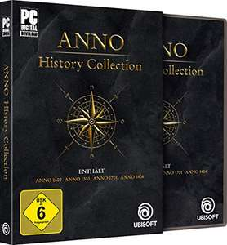 [Prime] ANNO HISTORY COLLECTION (1602, 1503, 1701, 1404)