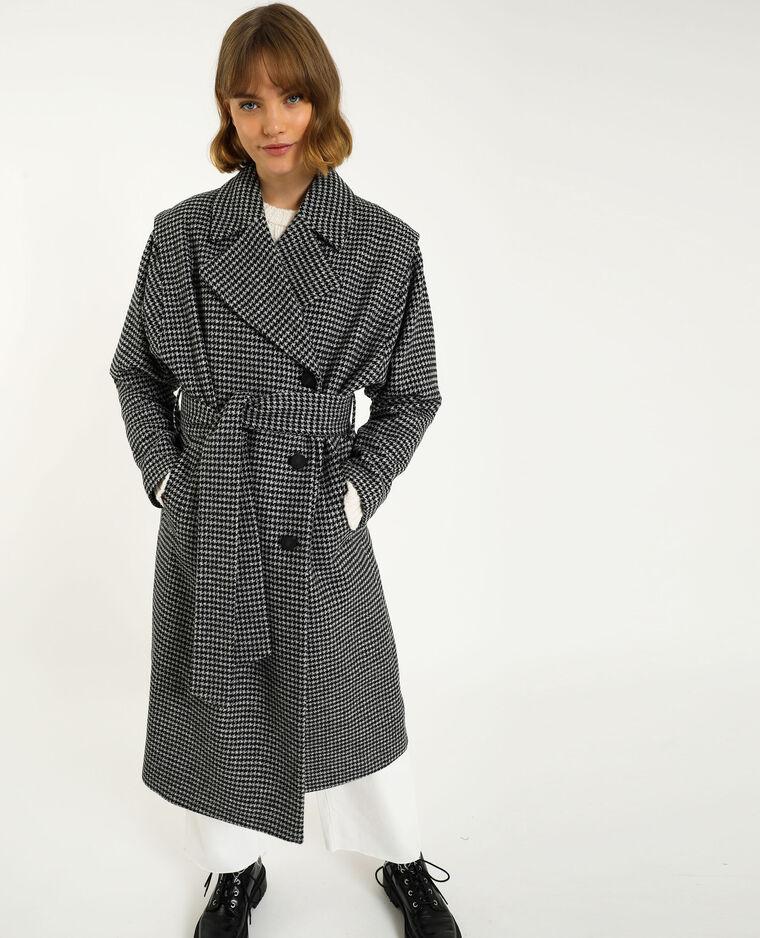 3 für 2-Aktion auf Sale bei Pimkie (vieles unter 7€) + gratis Versand, Mantel mit Gürtel