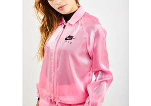 Nike Air Jacket - Damen Track Tops Pink, Gr. XS