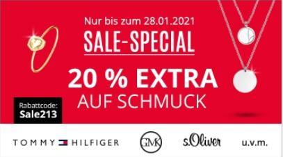 Christ Sale Special 20% Extra auf Schmuck + 6% Shoop Cashback oder 5fach Payback