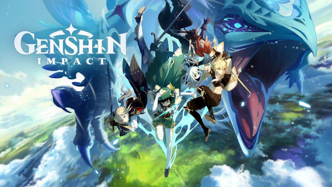 Genshin Impact - 3 neue Codes für je 100 Urgestein + Extras