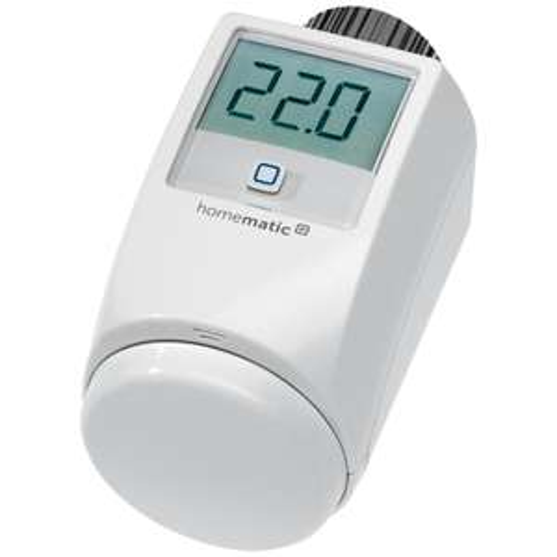 Homematic IP Komplettbausatz Heizkörperthermostat HmIP-eTRV-2, für Smart Home / Hausautomation