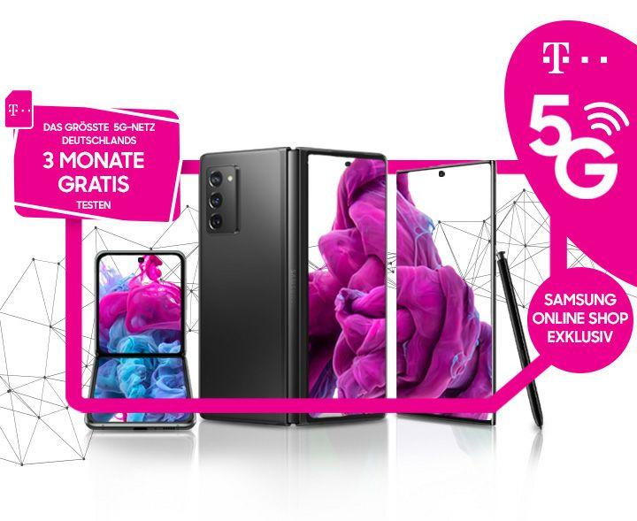 Samsung S21 Serie (mit Buds) günstiger als PVG mit 3 Monate Telekom Magenta Mobil Try&Buy | Z Flip 5G 999€