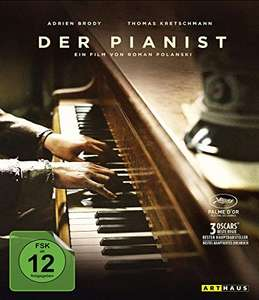 Amazon (Prime) Der Pianist - Digital Remastered - Special Edition [Blu-ray]