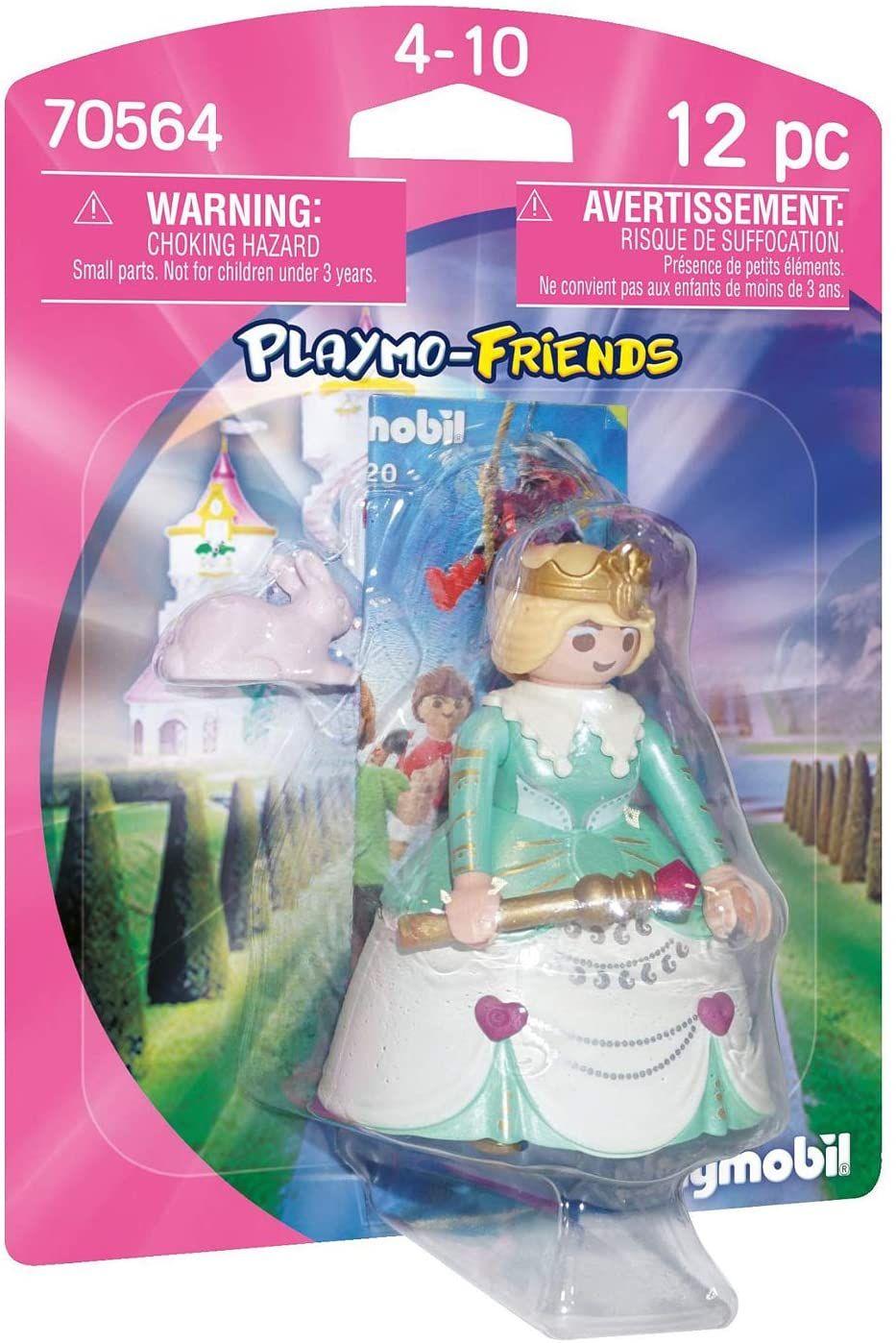 [Amazon Prime / Bücher.de] PLAYMOBIL PLAYMO-FRIENDS 70564 Prinzessin, Ab 4 Jahren
