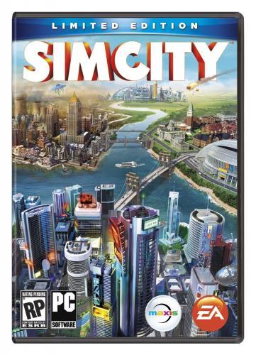 SimCity 5 LE bei amazon.com für 34€ +5$ Gutschein