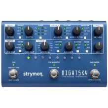 Strymon NightSky - Time-Warped Reverberator Reverb Effects Pedal [Musikinstrumente]