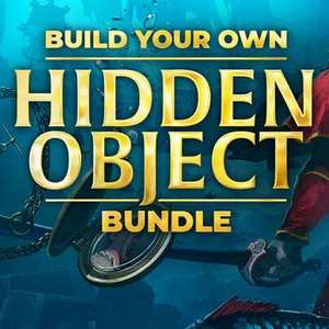 Build Your Own Hidden Object Bundle (Steam): 2 Spiele für 0.99€, 5 Spiele für 1,99€, 10 Spiele für 2,99€