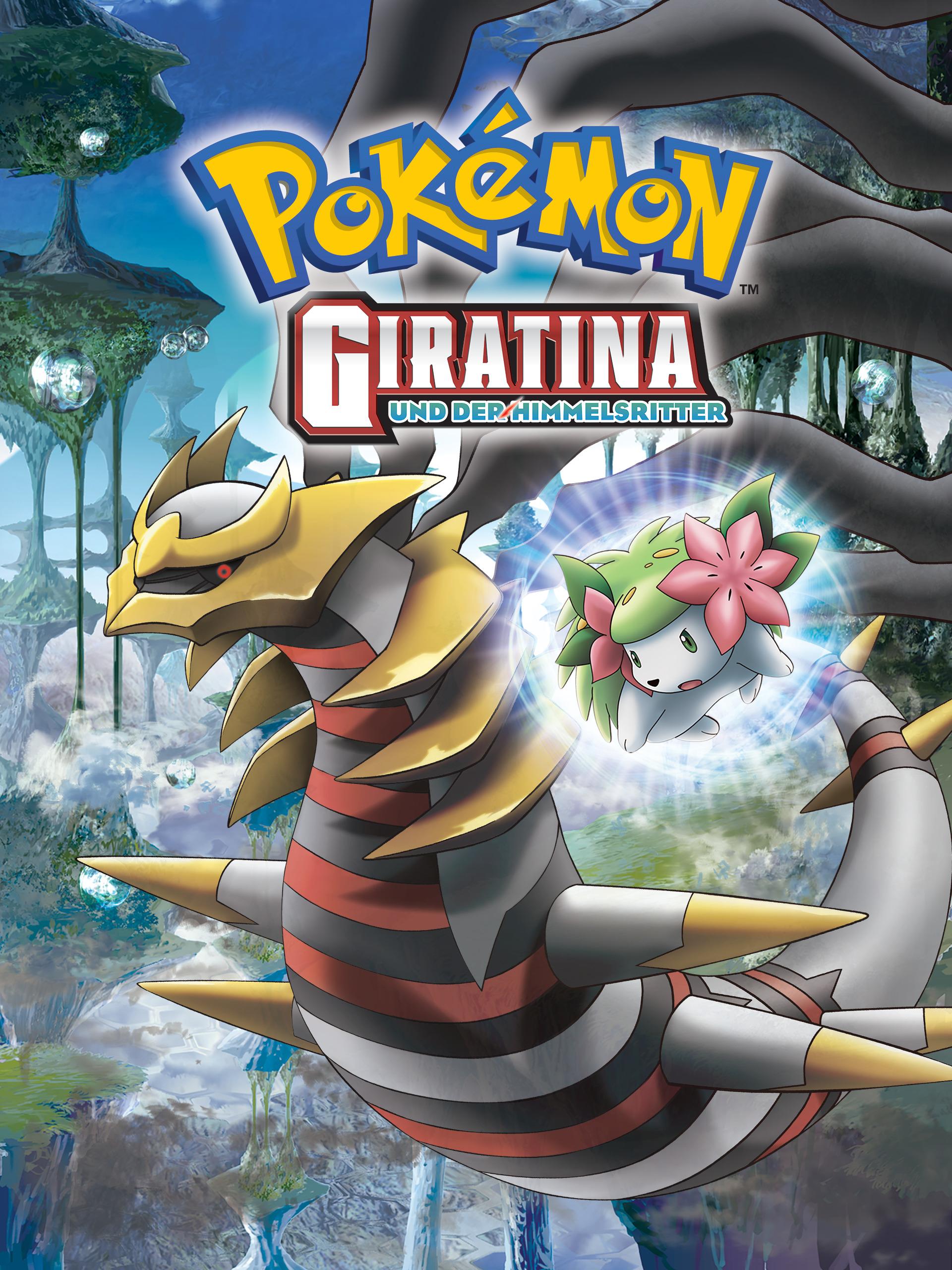 Pokémon: Giratina und der Himmelsritter (2008, Film 11) kostenlos im Stream [PokémonTV]