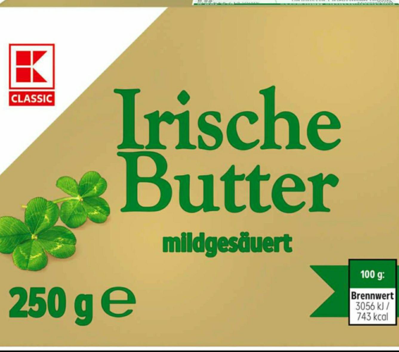 Irische Butter [Kaufland]