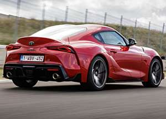 Privatleasing: Toyota Supra GR 2.0 / 258 PS für 373€ (eff 393€) monatlich - LF:0,66