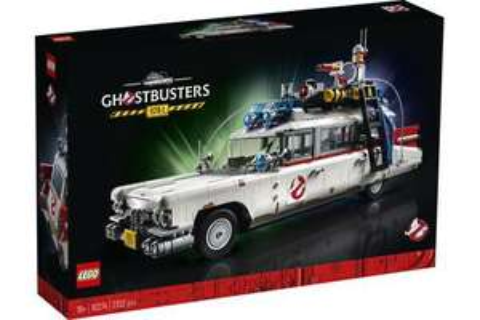 JB Spielwaren Lego Creator Expert 10274 Ghostbusters™ ECTO-1