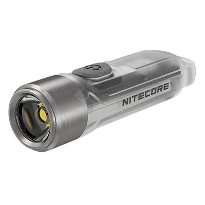 Nitecore TIKI Taschenlampe (Osram P8, 300 Lumen, USB) [Gearbest]