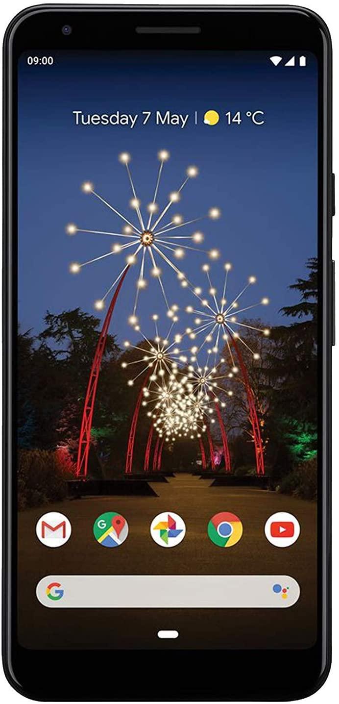 [Prime]Google Pixel 3A XL 64GB Smartphone Android 9.0 (3A XL, Just Black) [ GA00763-DE ]