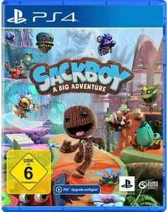 Sackboy: A Big Adventure (PS4) + gratis Ps5 Upgrade [Otto]