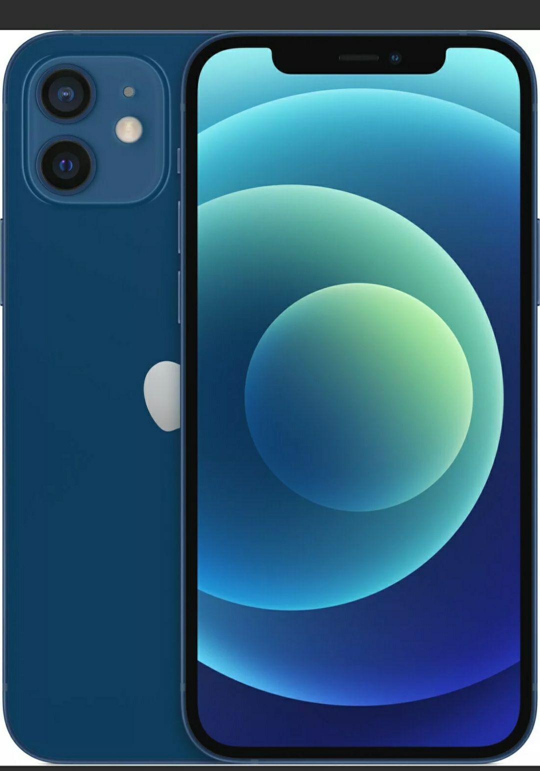 Iphone 12 Mini 64GB Blau bei Ebay (Differenzbesteuert)