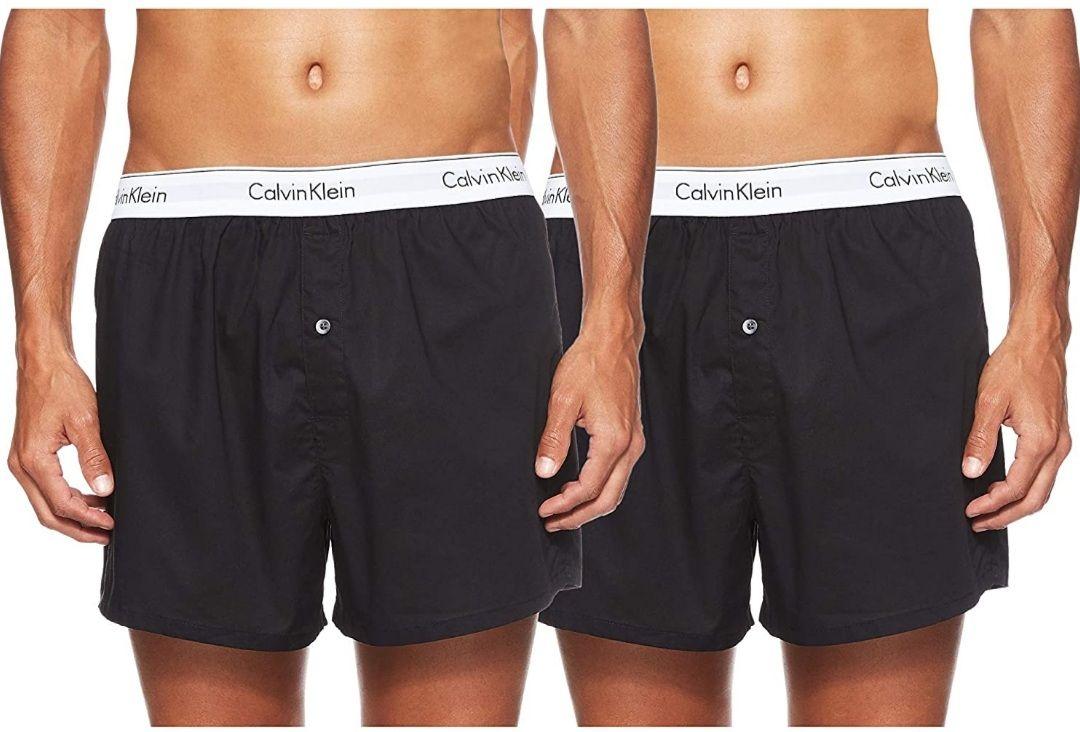 Calvin Klein Boxershorts (2er Pack) in M und L (Amazon Prime)