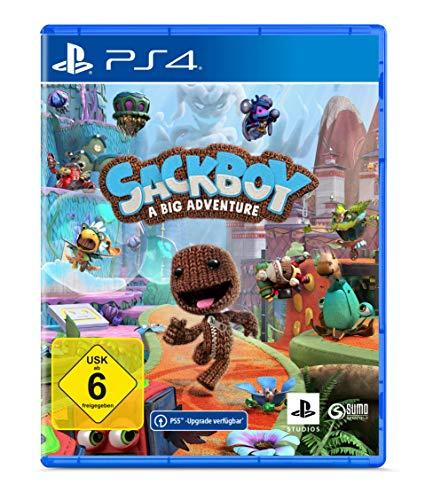 Sackboy: A Big Adventure - PS4 PS5 - Amazon