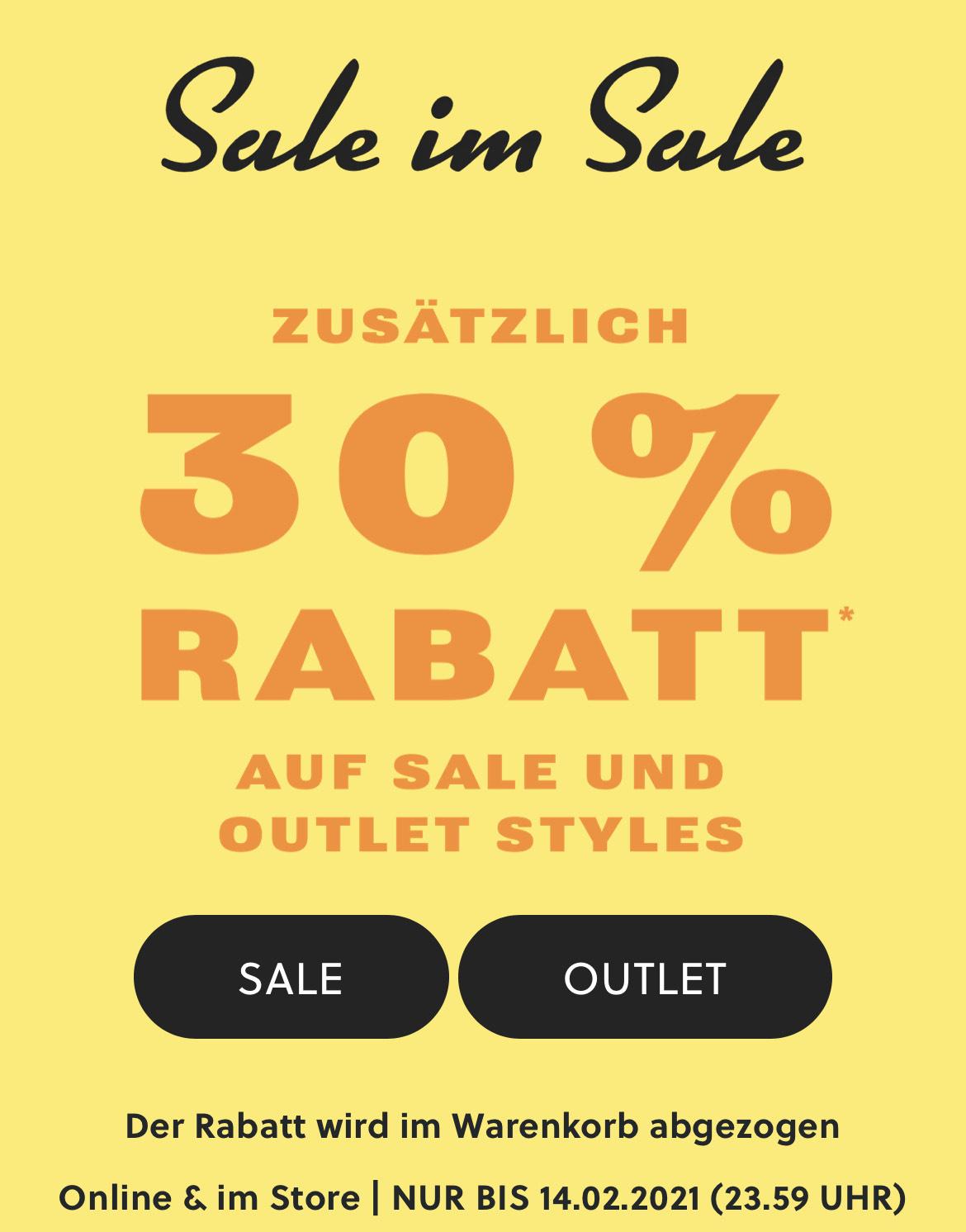 Fossil: 30% Rabatt zusätzlich auf Sale & Outlet, z.B. Gen 5 Smartwatch Garrett HR Silikon Schwarz