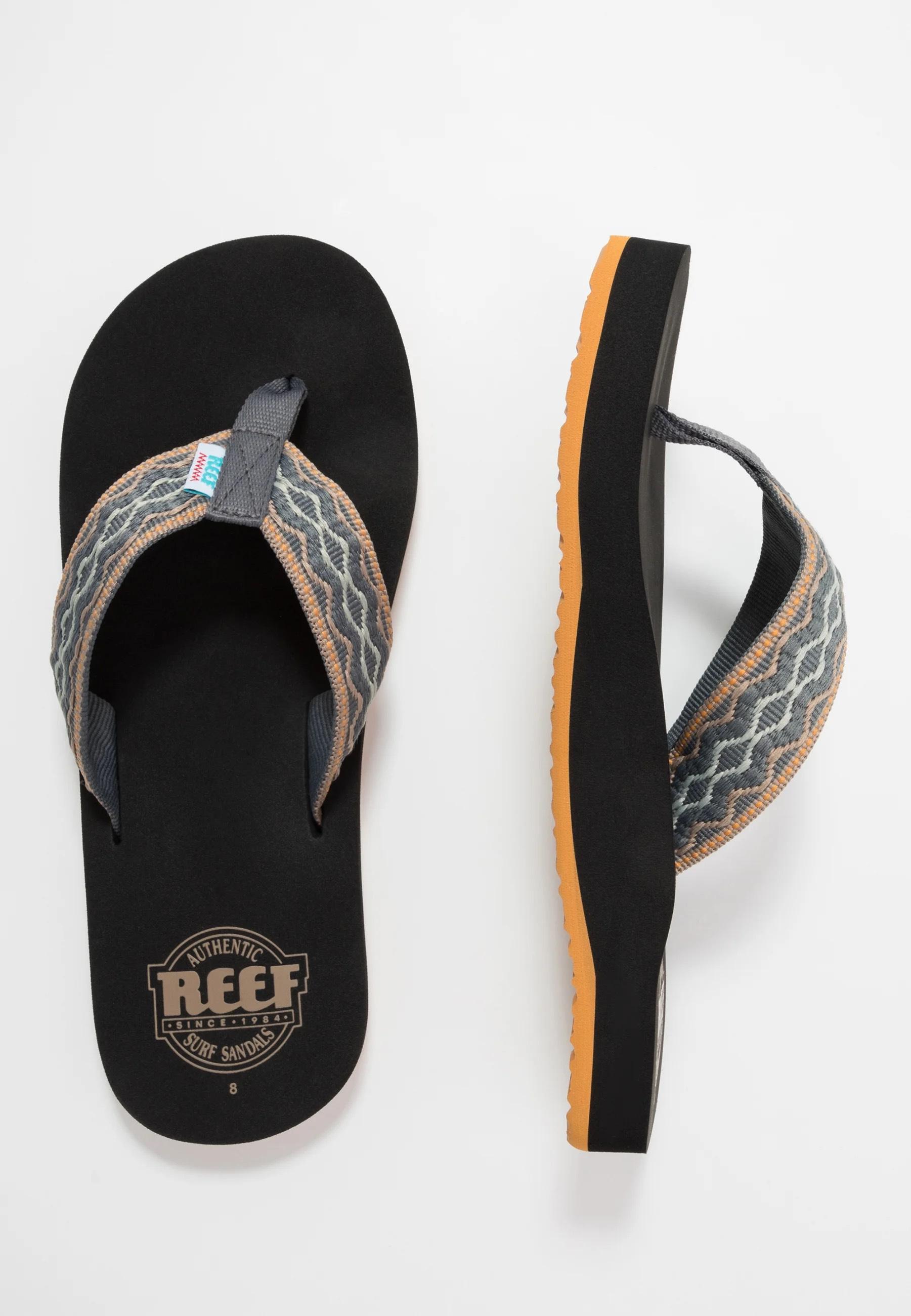 (@Zalando) Reef Zehentrenner Flip Flops z.B. Modell Smoothy für 8,23€ in 35-46 weitere Modelle im Link