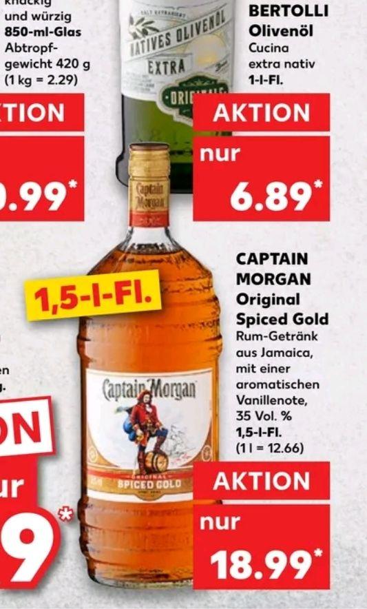 Captain Morgan 1,5 L