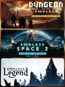Steam Gratiswochenende Endless Legend + Space 2 + Dungeon of the Endless