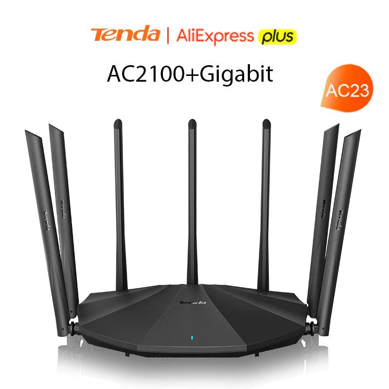 Router Tenda AC23 AC2100 Router Gigabit