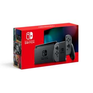 Nintendo Switch Grau @amazon.fr