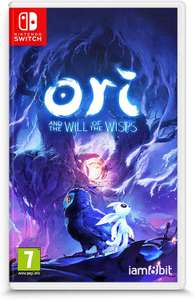 Ori and the Will of the Wisps (Switch, PEGI, Metascore 93)