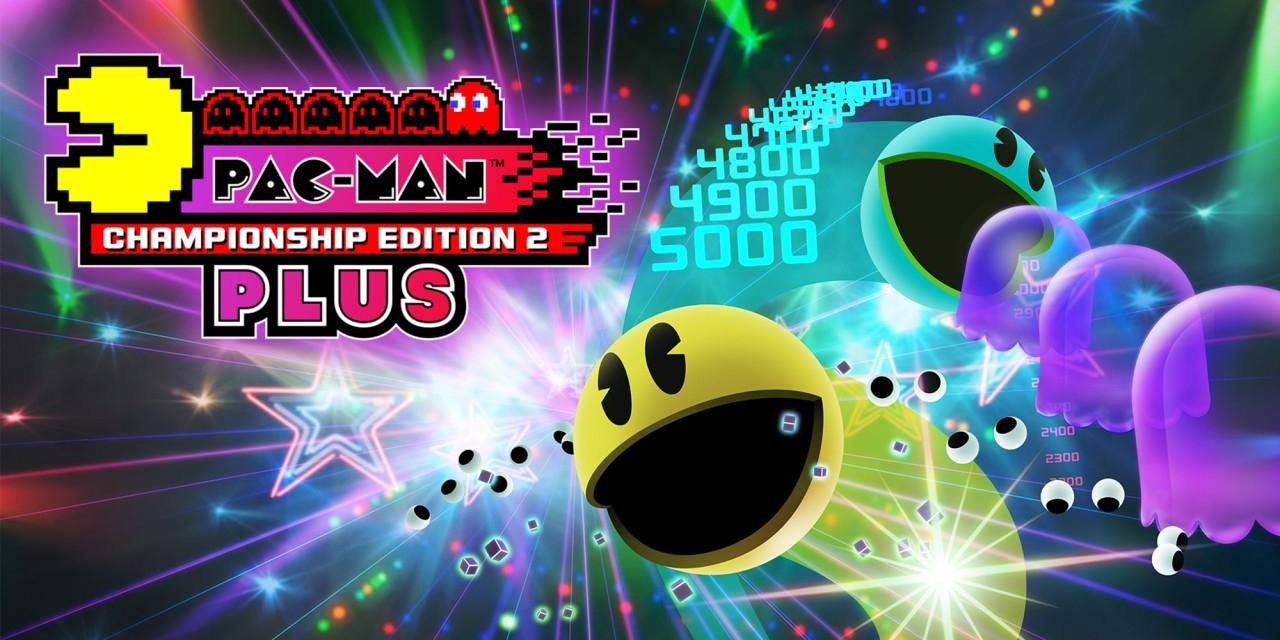 (Switch) PAC-MAN™ Championship Edition 2 PLUS (Nintendo eShop)