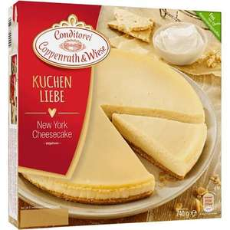 [Kaufland] Coppenrath Kuchenliebe 740g/900g für 2,79€ durch Cashback