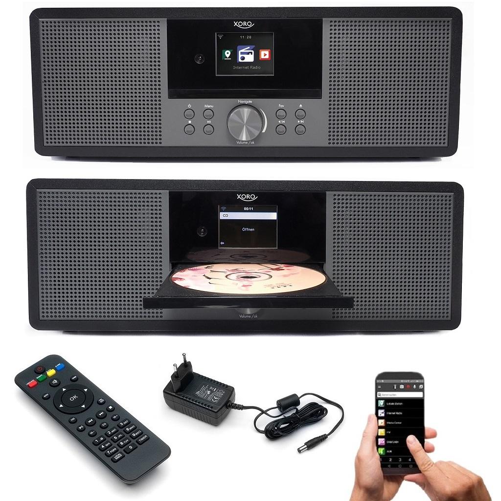 [Offline real,- Märkte] Xoro HMT600 Internet, DAB+, FM, CD-Radio