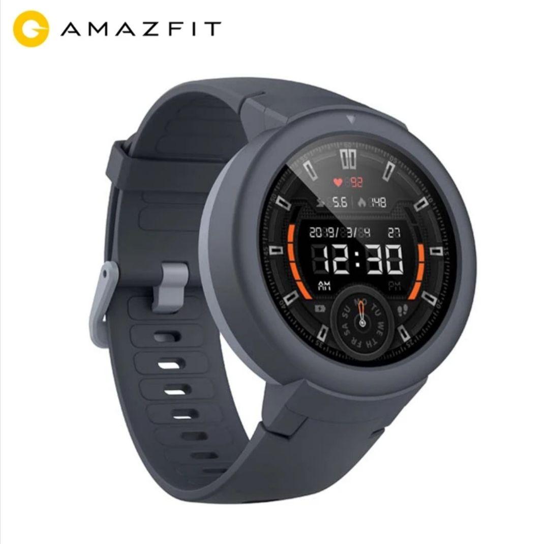 Globale Version Amazfit Verge Lite GPS Smart uhr mit 1:3 AMOLED Display Screen für Android iOS IP68 Armbanduhr (41,88€ möglich)