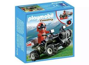 PLAYMOBIL® Country Bergrettungs-Quad (5429)