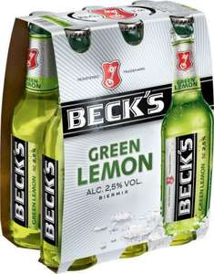 Becks Green Lemon 6er *lokal Stuttgart