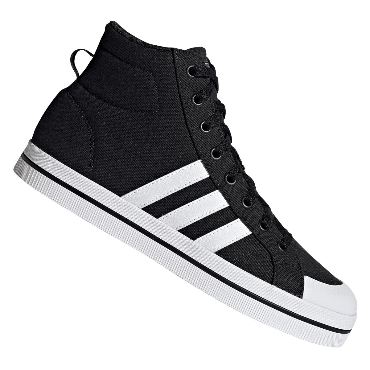 adidas Sneakers Bravada Mid schwarz/weiß (Größen 40 2/3 bis 47 1/3)