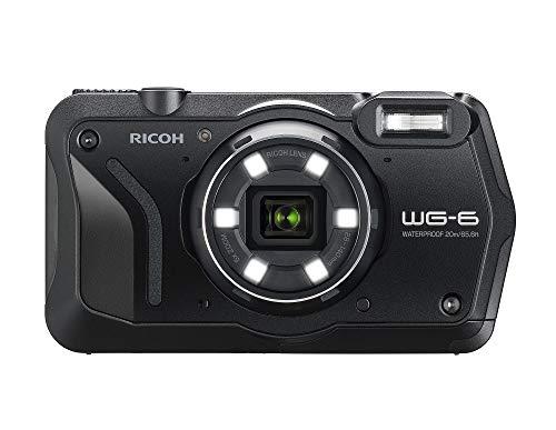 Ricoh WG-6 Kompaktkamera (wasserdicht & stoßfest)