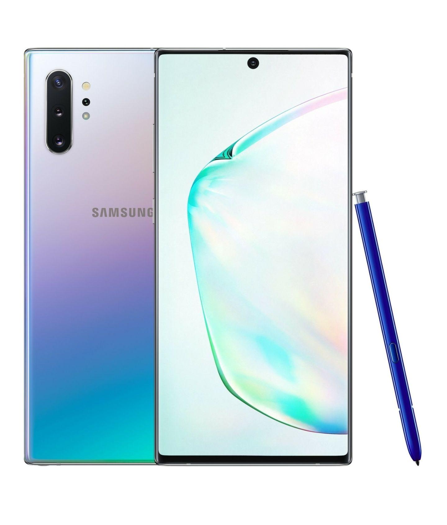 Samsung Galaxy Note10+ SM-N975F/DS 256GB Aura Glow (differenzbesteuert)