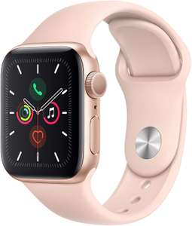 Apple Watch Series 5 GPS Aluminiumgehäuse Sportarmband 44mm Watch - Rosè