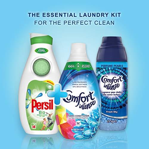 Persil flüssig Waschmittel + Comfort Persil Weichspüler + Comfort Kleiderschutz-Set Duftperlen Set @ amazon