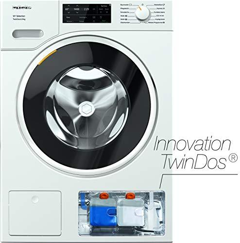 Miele WSG 663 WCS Waschmaschine / 9 kg / automatisches Dosiersystem - TwinDos Vorbügeln Watercontrol-System Hygiene-Option 1400 U/min A+++