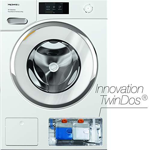 Miele WSR 863 WPS Waschmaschine / 9 kg/großes Touch-Display/automatisches Dosiersystem - TwinDos/QuickPowerWashAllergoWash / 1600 U/min/A+++
