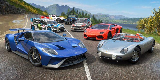Forza Horizon 4 - Erweiterungspakete (ULTIMATE / Fortune Island / Lego Speed, ...) deutlich reduziert
