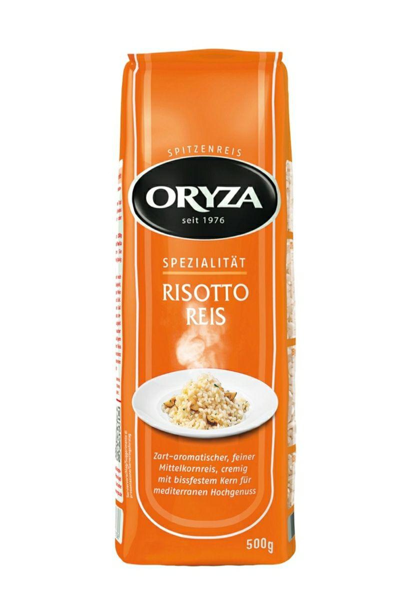 [Aldi Süd] Es gibt Reis, Baby! Oryza Risotto Reis 500gr