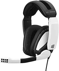 [Media Markt - Amazon] SENNHEISER EPOS GSP 301, Over-ear Gaming Headset Weiß/Schwarz, bei MM in 3 Farben
