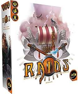 [Amazon Marketplace] iello 515415 RAIDS Brettspiel, stürmisches Wikinger- Strategiespiel, 2-4 Spieler
